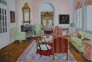 Gemälde von Rainer Hillebrand alis Pat Harrison